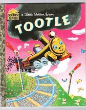 A Little Golden Book TOOTLE Gertrude Crampton hardback almost as new later ed.