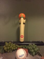 Bell's Brewery Oberon Wheat Ale Beer Tap Handle Detroit Tigers MLB Baseball Team