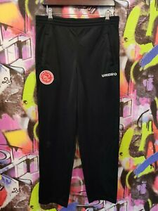 Ajax Amsterdam Football Soccer Training Pants Sweatpants Umbro Vintage Mens S/M