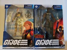 "GI JOE Classified Series SCARLETT ROADBLOCK 6"" Cobra Island Target Exclusive"