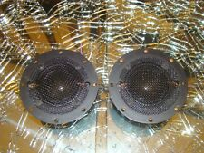 Seas 87H 87-H Alnico Tweeter - Bang Olufsen, Dynaco, Etc. - Tested Working