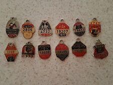 North sydney bears rugby league nrl membership members badges 1974 - 1985