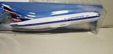 WOOSTER (W606271) AEROFLOT 737-400 1:180 SCALE PLASTIC SNAPFIT MODEL