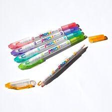 uni PROPUS WINDOW Highlighter Soft Color Set 5 colors