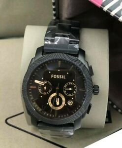 Fossil Machine Chronograph Watch FS4682