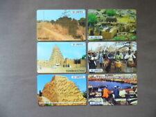 6 Chip kaarten gebruikt Mali