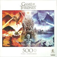 Game Of Thrones - Complete - Buffalo Games Puzzle