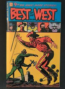 Best of the West (1998) AC Comics - #9 [Redmask] *SHDC*