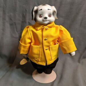 Goebel Dolly Dingle Captain Fireball Dalmatian Dog Doll