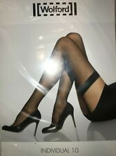 Wolford Individual 10  Stay-up Color: Cosmetic Size: Medium 21663 - 10