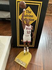 Salvino Michael Jordan Upper Deck Authenticated Figure 1876/2500!