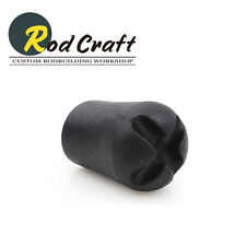 Rodcraft Rubber Butt Cap for Gimbal Rod Building (E-27ZB)