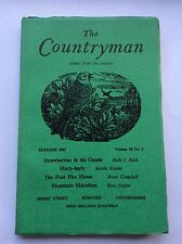 The Countryman Vol 58 No 2 Summer 1961