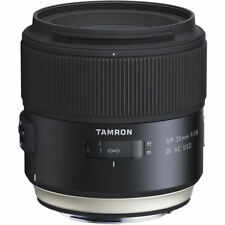 Tamron Lens SP AF 35mm F/1.8 DI VC USD for Nikon **GENUINE TAMRON WARRANTY**