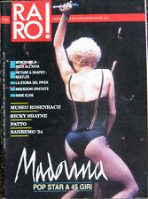 RARO 4 1989 Madonna Museo Rosenbach Ricky Shayne Patto Enzo Giannelli Beatles