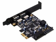 Silverstone EC04-E PCI Express Card with Two USB 3.0 External Ports