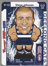 2015 Teamcoach Footy Pop-Ups Card -  Steve Johnson