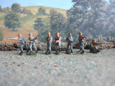 1945-Present Painted Plastic 6-10 Pieces Vintage Toy Soldiers