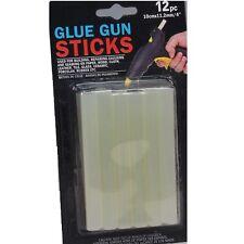 12 X 11 mm Caliente Derretir Pegamento PEGA 10 Cm Transparente Adhesivo de artesanía uso general