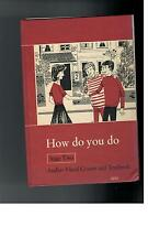 How do you do - Stage Two - 1968