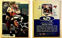 Warrick Dunn Signed 1998 UD Choice Starquest #28 Card Tampa Bay Buccaneers Auto