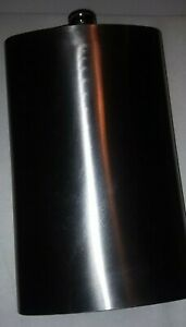 FLASK 64 Oz Stainless Steel XL Large Party Giant Flask 1/2 Gallon