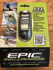 EPIC D1 POV VIDEO CAMERA 720x480 DIGITAL VIDEO w/ AUDIO STC-EPICD1 NEW SURF BIKE