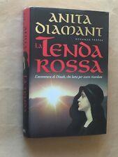 Anita Diamant - LA TENDA ROSSA - Tropea 2001
