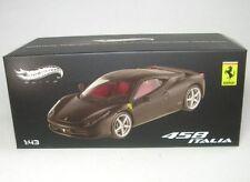 Ferrari 458 Italia (matt schwarz)