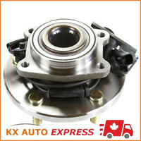 Wheel Bearing and Hub Assembly-Wheel Hub Assembly Front WH513273