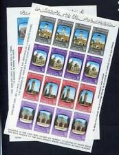 36388) Jordan 1963 MNH Holy Buildings IN Jerusalem Full Sheets Imperforated RR
