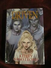 Kelley Armstrong - DRIVEN - 1st - Illustrated (file photo)