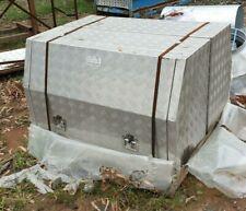 Aluminium Ute Tool Boxes - Used