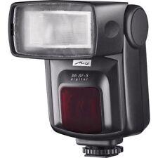 Flash cobra Metz e-TTL pour appareil photo et caméscope