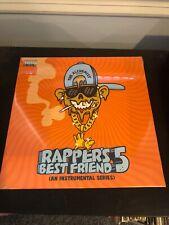 Alchemist - Rapper's Best Friend 5: An Instrumental Series LP Clear Vinyl
