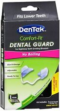 DenTek Comfort-Fit Nightguard One Size Fits All 1 Each