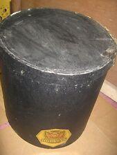 Vintage ?? Hopkins Baltimore Black Large Hat Empty Box
