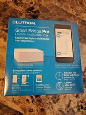 NEW Lutron Smart Bridge L-BDGPRO-WH 75 device limit