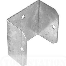 Fence Panel Clip 44mm, 50mm Galvanised Steel