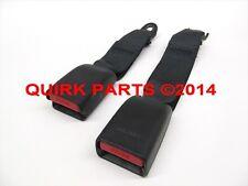2009-2013 Nissan Murano   Black Rear Left Driver Side Seat Belt Buckle OEM NEW