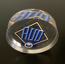 1995 Buffalo Sabres Aud Acrylic Season Ticket Holder Giveaway Hockey Puck