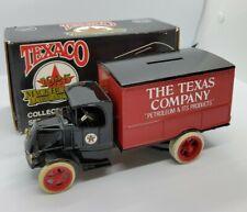 ERTL Texaco 1925 Mack Bulldog Lubricant Truck Bank Collectors Series #6 Red