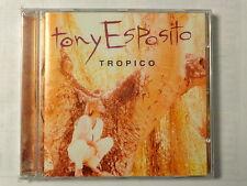 TONI ESPOSITO  -  TROPICO  -  TIMBRO SIAE  -  CD  NUOVO E SIGILLATO