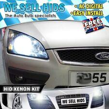 Ford Focus H7 XENON HID CONVERSION KIT SLIM BALLAST 6000K 8000k 10k
