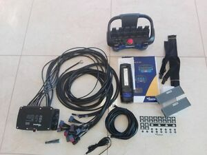 Scanreco RC400 Radio Remote Control Systems VALVE 6 FUNCTIONS for HIAB
