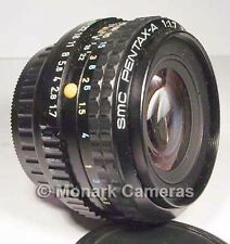 Pentax A 50mm f1.7 PKA Standard Prime Lens PK SMC-A Digital OK. Others Listed.