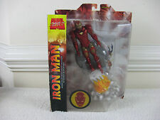 Marvel Select! Iron Man Special Collector Edition Action Figure-New
