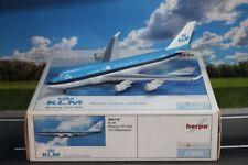 1:500 - KLM Royal Dutch Airlines B 747 Herpa