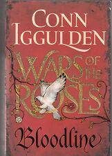 CONN IGGULDEN - wars of the roses - bloodline BOOK