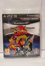 Jak and Daxter The Trilogy HD PS3  - Pal français - Complet - Comme neuf